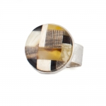 Ring Amberwood SILVERMORM