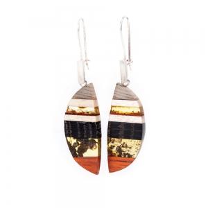Earrings Amberwood LUX1205
