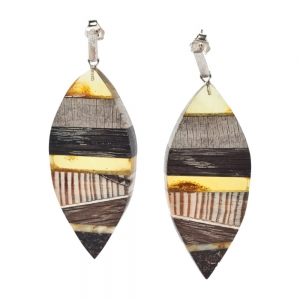 Earrings Amberwood E1110