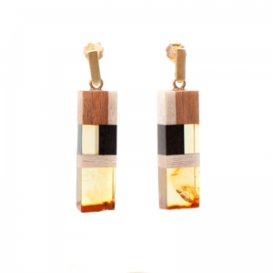 Earrings Amberwood GOLDSI1E