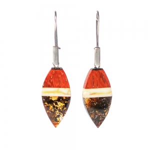 Earrings Amberwood SL1206