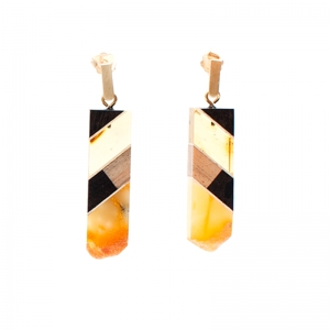 Earrings Amberwood GOLDMO2E
