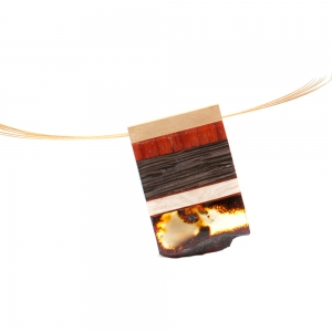 Necklace Amberwood GOLDSI3N
