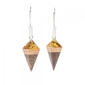 Earrings Amberwood SF3