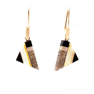 Earrings Amberwood GOLDTR1E