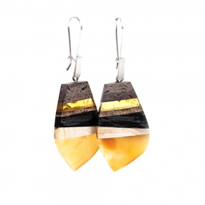 Earrings Amberwood SL1