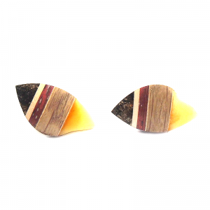 Earrings Amberwood ORG1205