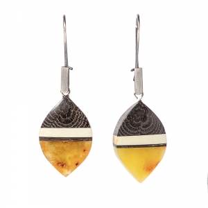 Earrings Amberwood SL1211