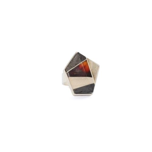 RING GEOMETRIC COLLECTION FAS3R